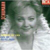 LUCIA/PARSONS,GEOFFREY POPP - FRAUENLIEBE UND-LEBEN  CD NEU