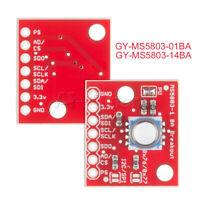 Fluid Liquid Gas Pressure Sensor Breakout Module GY-MS5803 14BA 01BA for Arduino