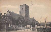 BR80577 parish church folkestone uk