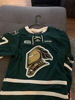 Josh Anderson London Knights Autographed CCM Hockey Jersey - Size Medium
