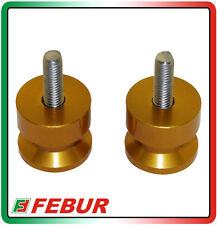 NOTTOLINI FORCELLONE ALZAMOTO CAVALLETTO M6 YAMAHA YZF 1000 R1 ORO