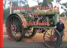 Classic Tractors in Australia Ken Arnold 2017 Allis Chalmers Hart Parr JELBART