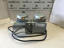 Gast Daa V507 Gb Oilless Diaphragm Vacuum Pump
