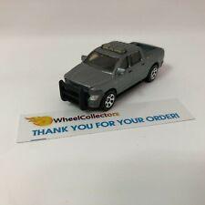 2015 Dodge Ram Pickup * SILVER * Matchbox LOOSE * WK9