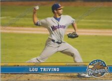 2017 Midland RockHounds Lou Trivino RC Rookie Oakland Athletics