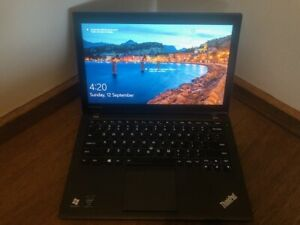 Lenovo ThinkPad X240 - Intel Core i7 4600u @ 2.1GHz - 8Gb DDR3 RAM - 500Gb HDD