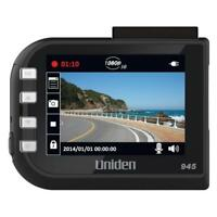 "Uniden DC4 1080p Full HD Dash Cam 2.4"" LCD G-sensor collision detection 8GB M SD"