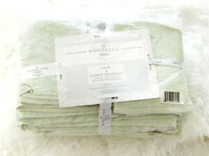The Moroccan Collection by Pacific Coast 100% Egyptian Cotton Jacquard Towels Se