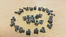 Interruptores táctiles 3 differant partes X30 Momentáneo Táctil Push 6X6mm 4pin