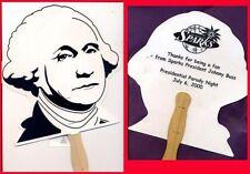 Los Angeles Sparks 2000 Washington Mask Presidential Parody Night