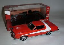 """1976 Ford Gran Torino from 1970s TV Series """"Starsky & Hutch"""" 1:24 by Greenlight"""