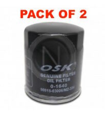 OSAKA OIL FILTER OZ334 INTERCHANGEABLE WITH RYCO Z334 (BOX OF 2)