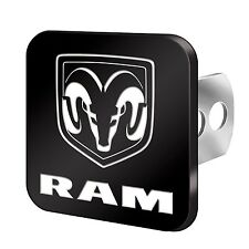 Plasticolor 002237 Dodge Ram Hitch Plug Cover Trailer Towing New Free Shipping