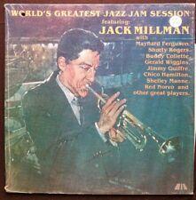 Jack Millman World's Greatest Jazz Jam Session