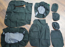 Land Rover Freelander 1 Waterproof Rear Seat Covers Genuine Part VCF500041PUY
