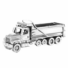 Fascinations Metal Earth 3D Laser Cut Model Kit Freightliner 114SD DUMP TRUCK