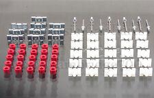 MERCEDES W123 T-Modell S123 70x Stopfen Clips Klammern Zierleisten Chromleisten