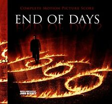 End Of Days - 2 x CD Complete Score - Limited 1000 - John Debney