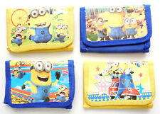 Minions Childrens boy girl Wallet purse  4 styles to choose from