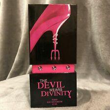 The Devil Wears Divinity Eau De Parfum Spray 65 ML Made In France Free Shipping