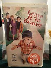 Leave It To Beaver VHS Vintage