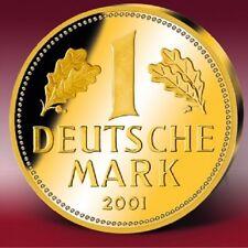 Goldene 1 Dm Gedenkmünzen Goldmark Günstig Kaufen Ebay
