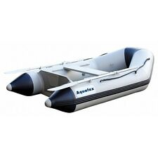 Aquafax 3.5m Inflatable Boat Dinghy Tender with Airdeck & Keel. NEW
