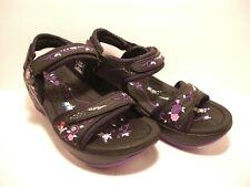 Euc Gold Pigeon Comfort Wedge Platform Sandals Women'S U.S. Sz 6.5 Euro Sz 37