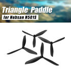 Triangle High Speed Paddle CW/CCW Propellers 4PCS For Hubsan H501S X4 Quadcopter