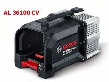 Genuine BOSCH AL36100CV al 36100 CV Caricabatteria 1600A001GC 3165140760546