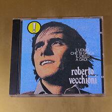 [AO-023] CD -L'UOMO CHE SI GIOCA IL CIELO A DADI - VECCHIONI - 1973 - OTTIMO