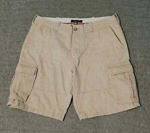 TOMMY HILFIGER  Flat Front Cargo Shorts Men's Sz 36
