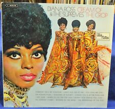 """Diana Ross and the Supremes """"Cream of the Crop"""" 1969 Vinyl LP German Pressing"""