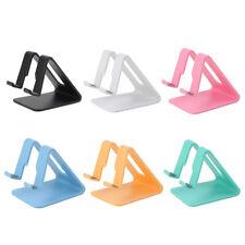For Smartphone & Tablet Cell Phone Desk Table Desktop Stand Holder Univ BEST