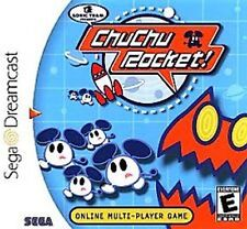 Chu Chu Rocket NEW factory sealed Sega Dreamcast Chuchu