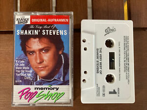 Shakin Stevens Very Best Of MC Musikkassette This ole house ,Oh Julie You drive