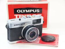 Olympus TRIP 35 Camera with 40mm F2.8 Lens, Boxed. Stock No U11888