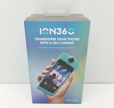 ION360 U CHARGING BATTERY CASE WITH 4K 360-DEGREE CAMERA FOR APPLE IPHONE 7 PLUS