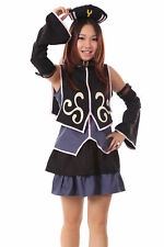 "Tales of the Abyss Cosplay Costume ""Gloomietta"" Arietta Outfit 1st Version Set"