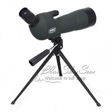 GOMU Advanced Optic Angled 20-60x60 Zoom Spotting Scope Monocular With Tripod ST