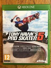 Tony Hawk's Pro Skater 5 (unsealed)  - Xbox One New!