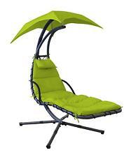 leco gartenliegen mit sonnenschutz g nstig kaufen ebay. Black Bedroom Furniture Sets. Home Design Ideas