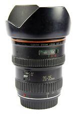 Canon EF 20-35mm F/2.8 L Weitwinkel-Objektiv für Canon EF