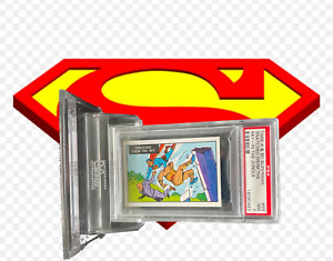 1968 A&BC Superman in the Jungle SNATCHED FROM THE SKY #59 N MINT 7 - garno PSA