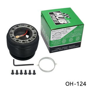 Steering Wheel Hub Adapter Boss Kit JDM Style For Honda Civic Acura Integra CRX