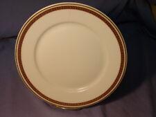 Vintage Bauscher China Savoy Plaza Hotel New York Dinner Plate