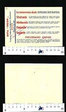 DITTA ERGON- PREMIATA FABB.PARAFULMINI DISSOLVENTI -ANCONA  Fond.nel 1899- 26404