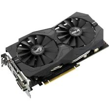 ASUS Strix GeForce GTX 1050 Ti OC 4GB Gaming Grafikkarte (Nvidia, 4GB, GDDR5)