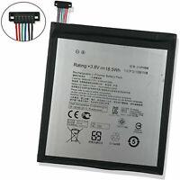 Replacement Battery for ASUS ZenPad 10 Z300CT Z300CX Z300CXG 4750mAh C11P1502