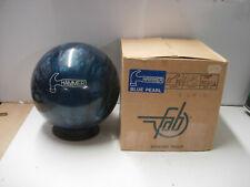 "15# 13-3/4oz TW 4.5 P 1/4"" Faball 1987 HAMMER BLUE PEARL Urethane Bowling Ball"